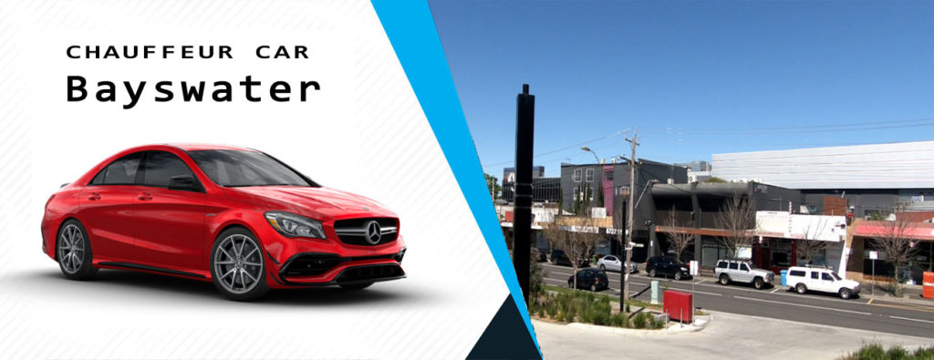 Chauffeur Car Service Bayswater