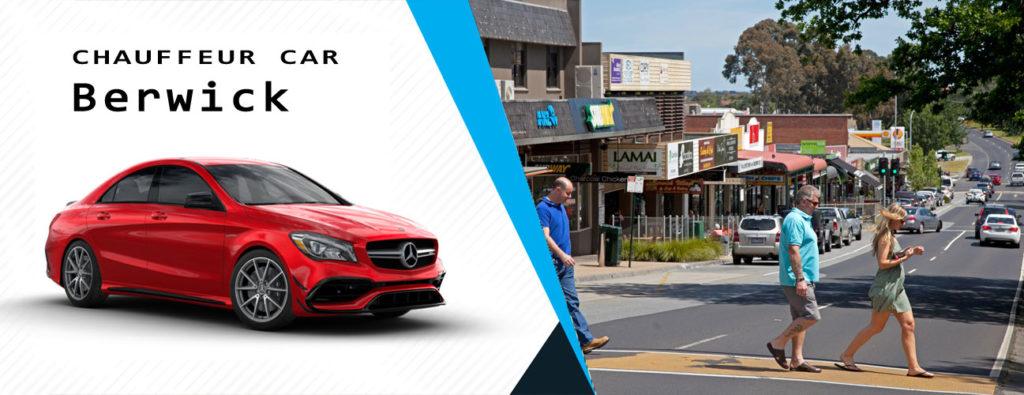 Chauffeur Car service Berwick