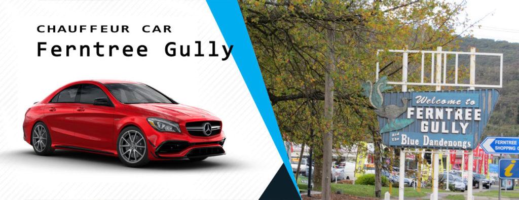 Chauffeur Car Service Ferntree Gully
